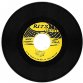 Big Bad Boy riddim: Joseph Cotton - Cherry Garden / version (R.I.T.S.) 7""